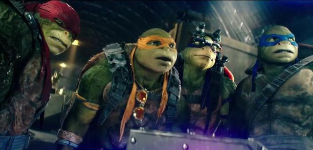 Pierwsze recenzje filmu Wojownicze żółwie ninja: Wyjście z cienia
