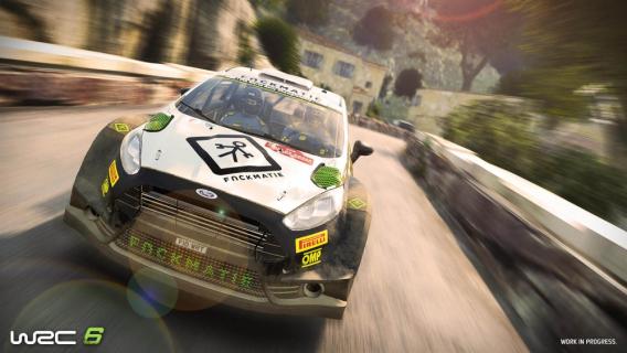 Przejażdżka po Portugalii – zobacz fragmenty gry WRC 6