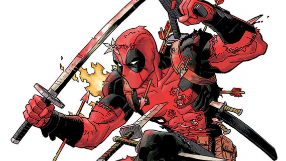 Deadpool: Back in Black – nieznana historia Wade'a Wilsona (Comic-Con)