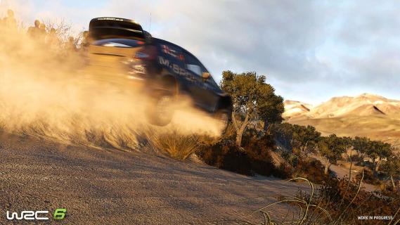 Rajdowa gra WRC 6 – zobacz debiutancki zwiastun