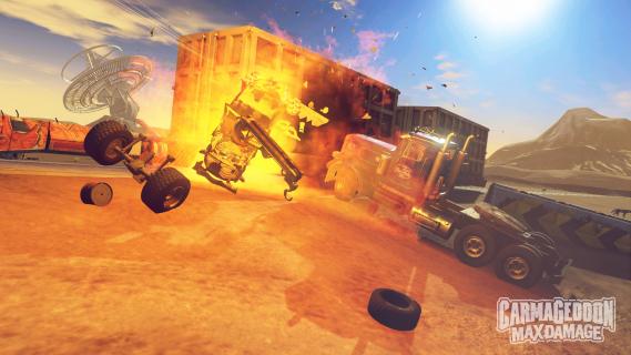 Dziś premiera Carmageddon: Max Damage