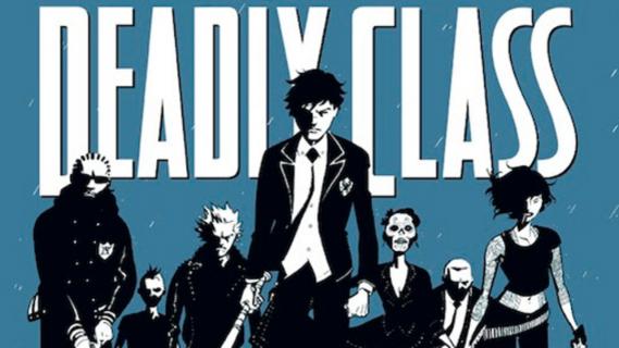 Deadly Class – Syfy zamawia serial komiksowy. Produkują bracia Russo