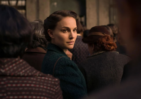 Natalie Portman wyreżyseruje film biograficzny i zagra w nim podwójną rolę