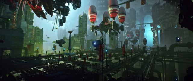 Zobacz prolog fanowskiego filmu The Lord Inquisitor w uniwersum Warhammer 40k