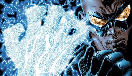 Oto Black Lightning. Zdjęcie nowego superbohatera ze świata Arrow