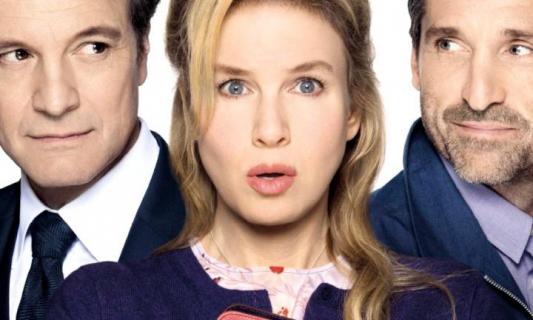 Bridget Jones 3 najpopularniejszym filmem weekendu. Smoleńsk spada