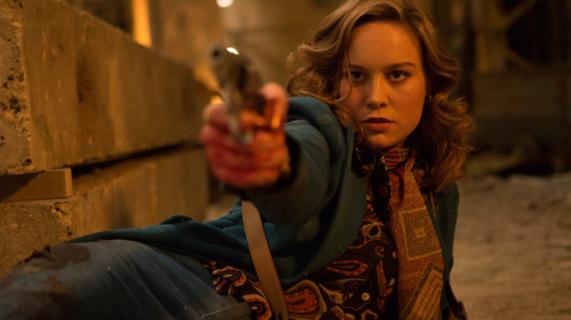 Brie Larson strzela do ludzi w szalonym zwiastunie Free Fire