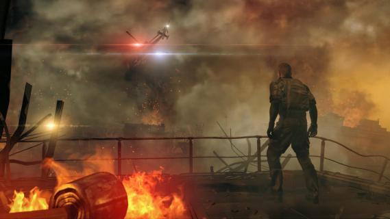 Zobacz kwadrans rozgrywki z Metal Gear Survive