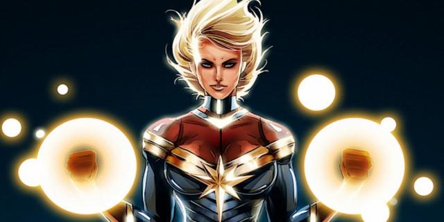 Kiedy pierwszy zwiastun Captain Marvel? Kevin Feige komentuje