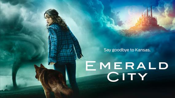 Pierwszy, pełen rozmachu zwiastun serialu Emerald City