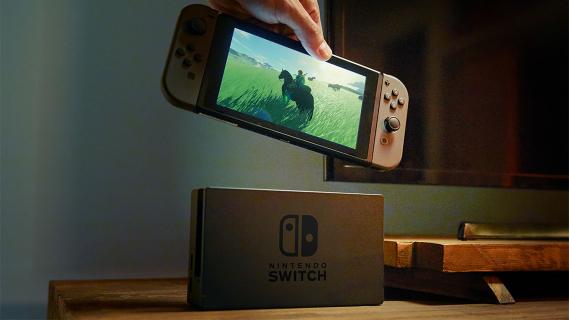 Nowe Nintendo Switch szybciej niż się spodziewamy?