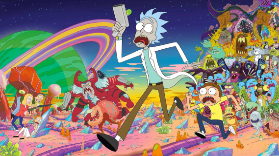 Rick i Morty – opóźnienia w premierze 3. sezonu kreskówki