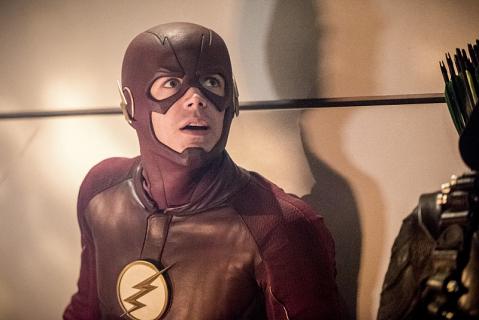 Flash: sezon 3, odcinek 8 (crossover) – recenzja