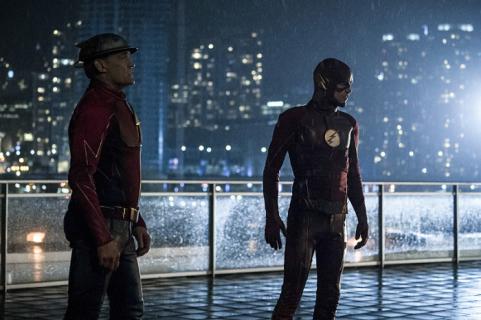 Flash: sezon 3, odcinek 9 (finał midseason) – recenzja