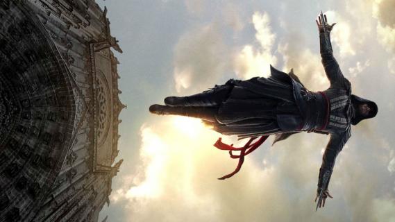 Jak filmowe Assassin's Creed nawiązuje do serii gier?