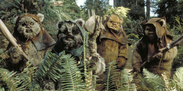 Gwiezdne Wojny – Ewoki mogą powrócić w serialu