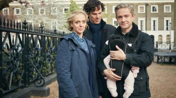 Nie mogłem uwierzyć w to, co czytałem – wywiad z Martinem Freemanem, czyli Watsonem z serialu Sherlock