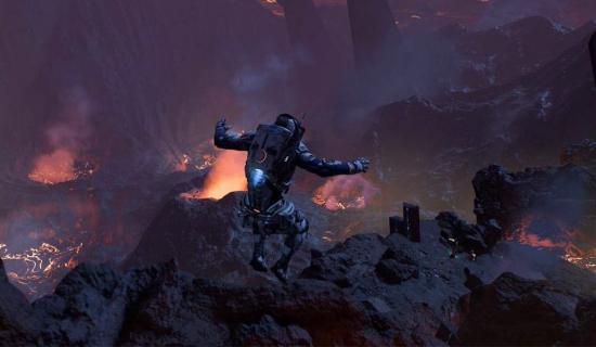 Nowy gameplay i screeny z gry Mass Effect: Andromeda
