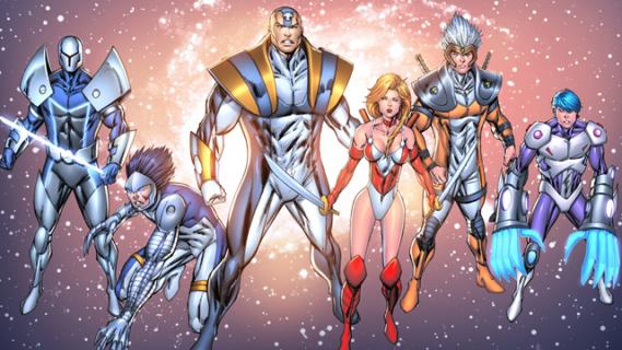Extreme Universe: szykuje się kolejna seria komiksowych ekranizacji