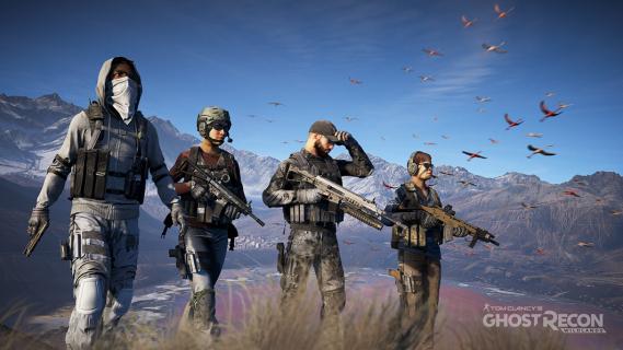 Ghost Recon: Wildlands – nowa aktualizacja wprowadzi lootboxy do gry