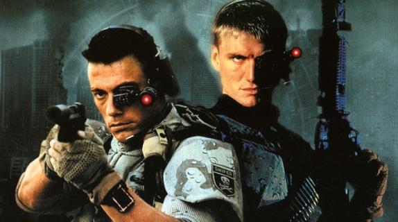 Black Water: Jean-Claude Van Damme i Dolph Lundgren znów w jednym filmie