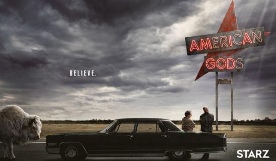 Znamy datę premiery serialu American Gods