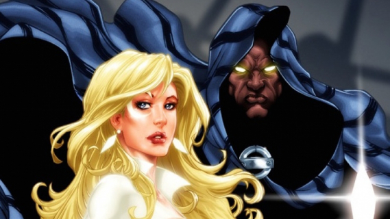 Cloak i Dagger – czerń i biel, błysk i mrok