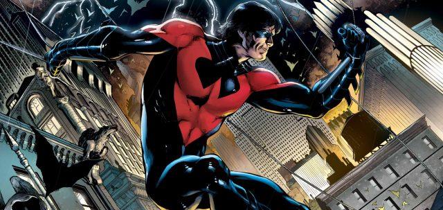 Chris McKay: Nightwing jest dla mnie fascynujący