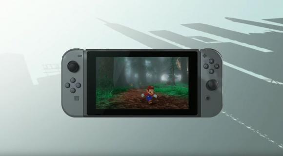 Nintendo Switch w rękach graczy. Zobacz wideo