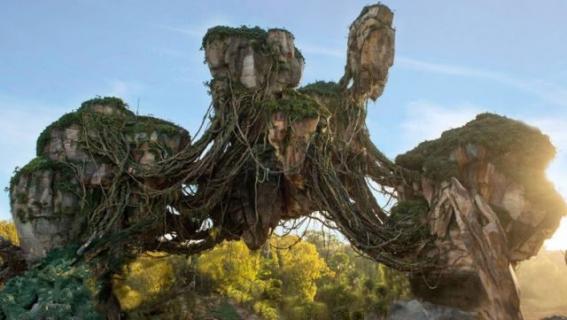 Pandora jak prawdziwa. Zobacz ujęcie z parku The World of Avatar