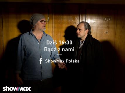 Live z Arkadiuszem Jakubikiem i Wojciechem Smarzowskim