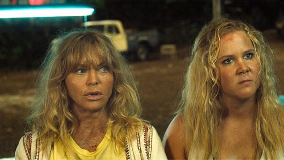 Zwiastun i plakat nowej komedii Snatched z Goldie Hawn