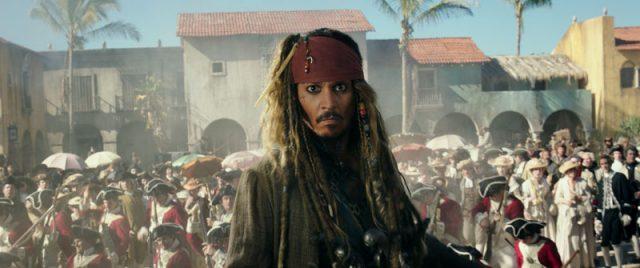 Szefowie Disneya bronią Johnny'ego Deppa. Chodzi o zachowanie na planie Piratów z Karaibów