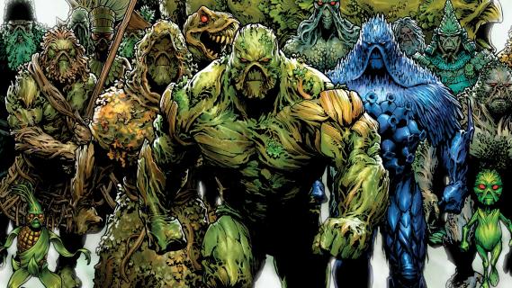 Serial Swamp Thing – ogłoszenie castingowe może wyjawiać złoczyńcę