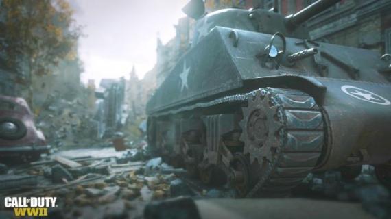 Call of Duty: WWII – wyciek zdradza, jakie mapy i bronie trafią do gry