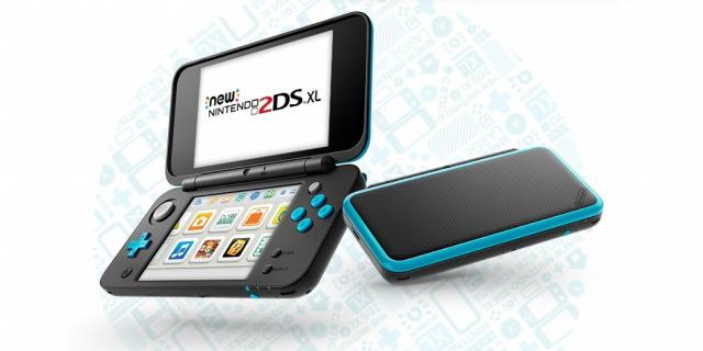 New Nintendo 2DS XL – Nintendo zapowiada nową konsolkę