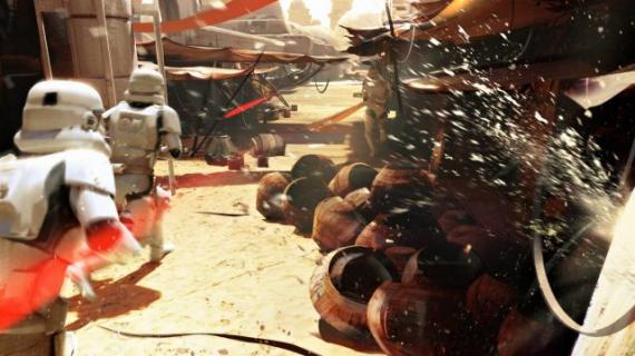 Amy Hennig o powodach skasowania Star Wars od Visceral Games