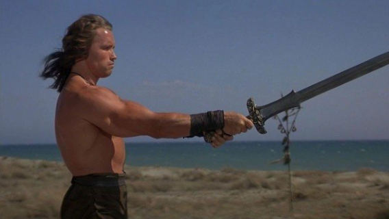 Scenarzysta zdradza po latach, jak miał wyglądać film The Legend of Conan
