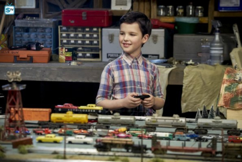 Młody Sheldon – serial na Comedy Central od 1 października