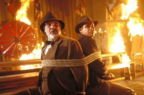 Indiana Jones 5 będzie kolejnym projektem Stevena Spielberga