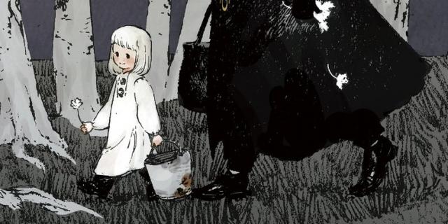 Dziewczynka w Krainie Przeklętych, tom 1 – recenzja mangi