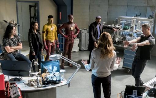 Flash: sezon 3, odcinek 21 – recenzja