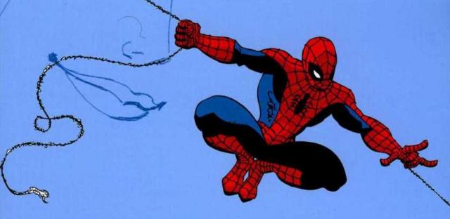 Spider-Man. Niebieski wkrótce ponownie w Polsce