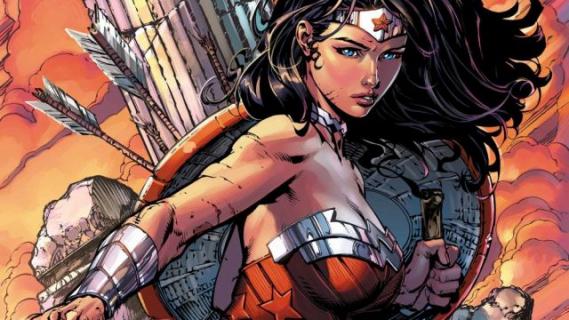 Wonder Woman: obejrzyj zwiastun i plansze z nowego komiksu