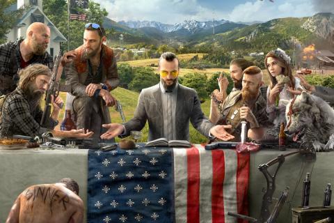 Far Cry 5: Ubisoft przedstawia edycje kolekcjonerskie gry