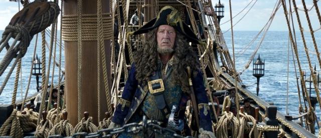 Przekleństwo Jacka Sparrowa – rozmawiamy z Geoffreyem Rushem