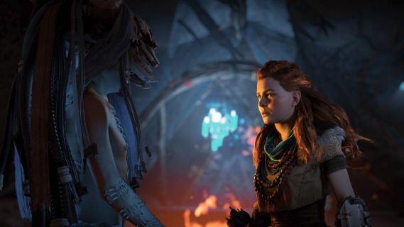 Sony pokazuje misję z dodatku do Horizon: Zero Dawn