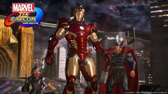 Marvel vs. Capcom: Infinite, nieskończona nuda – recenzja gry