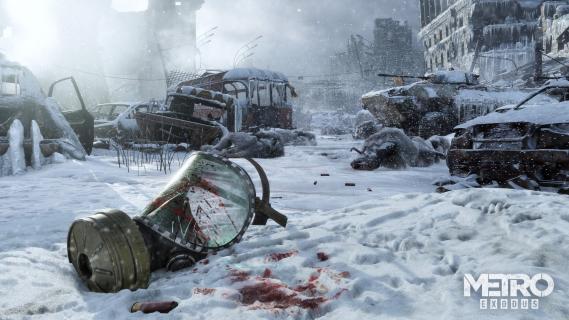 Metro Exodus nie będzie małą grą