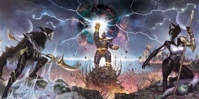 Historia Hulka rozpisana na 3 filmy. Nowe zdjęcia złoczyńców z Avengers: Infinity War